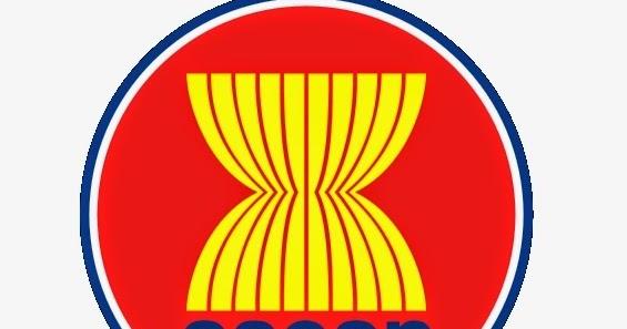 pusat sumber sekolah pertandingan mewarna logo asean