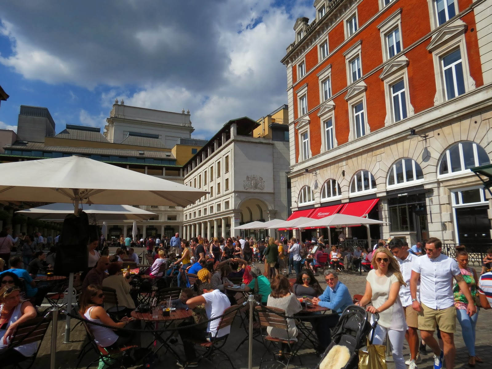 Covent garden square