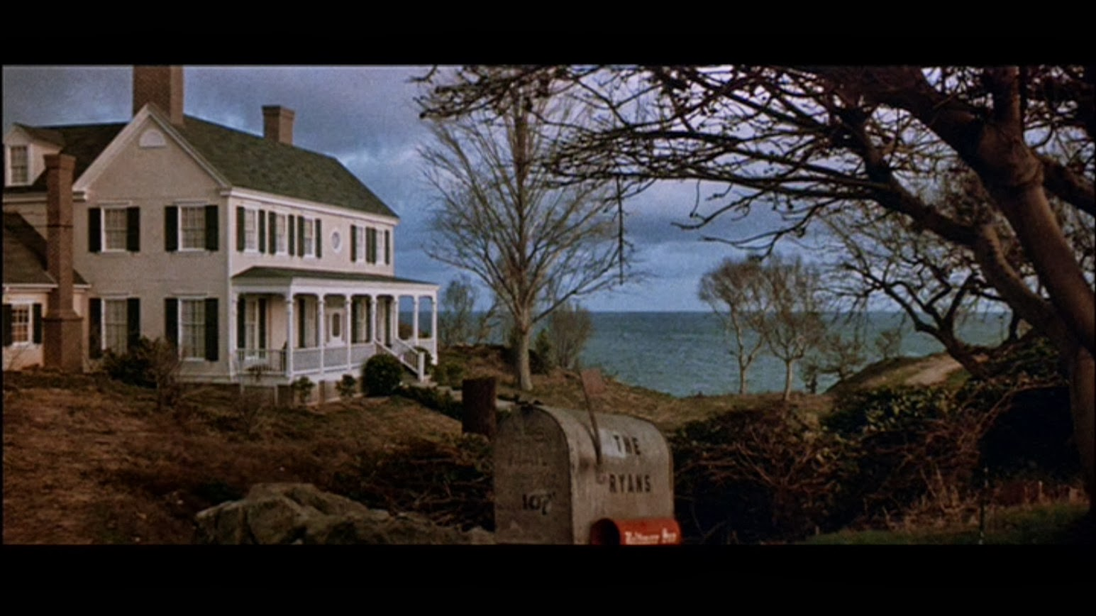 House in Patriot Games Movie