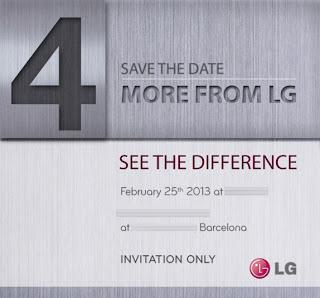 LG MWC Invitation