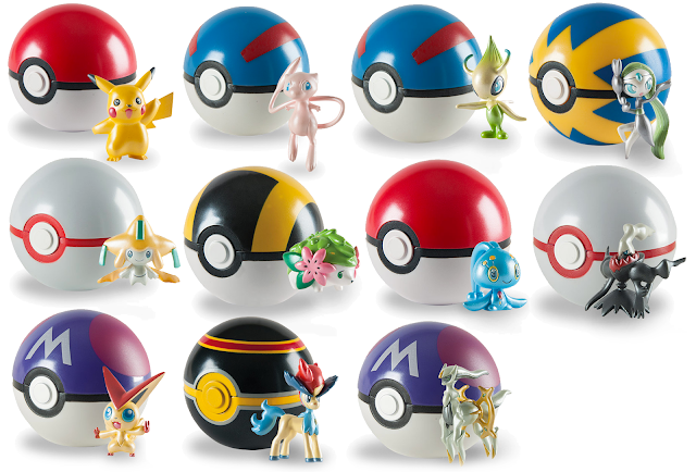 Image result for 20th anniversary pokemon figures