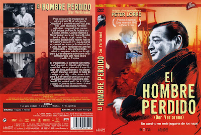 Cover, dvd, carátula:El hombre perdido | 1951 | Der Verlorene