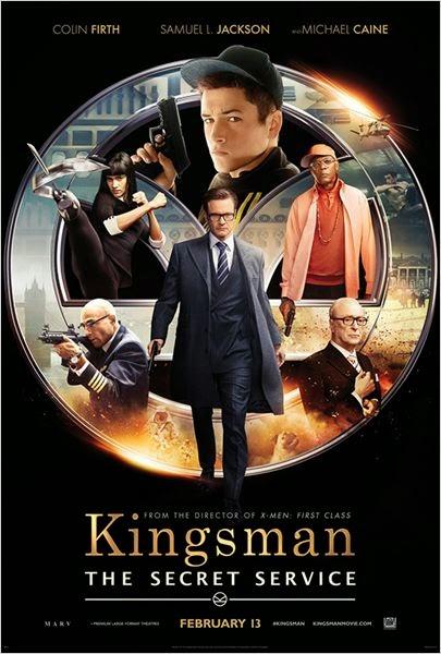 Kingsman: Serviço Secreto – Dublado (2014)