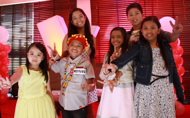 'The Voice Kids' Season 2 Top 6 artists