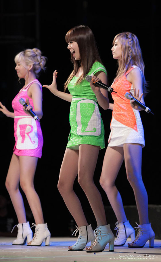 Orange Caramel Dongguk University Festival