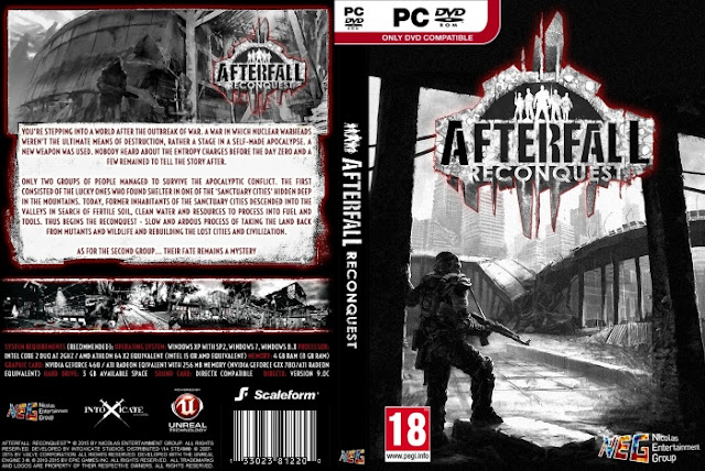 تحميل لعبة Afterfall Reconquest برابط واحد مباشر