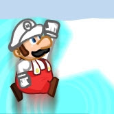 Mario Adventure on Cloud | Toptenjuegos.blogspot.com