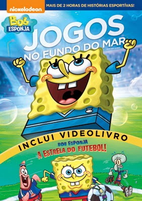 Download Filme Bob Esponja: Jogos no Fundo do Mar – DVDRip AVI + RMVB Dublado
