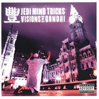 Jedi Mind Tricks – Visions Of Gandhi (Instrumentals) (2003) (192 kbps)