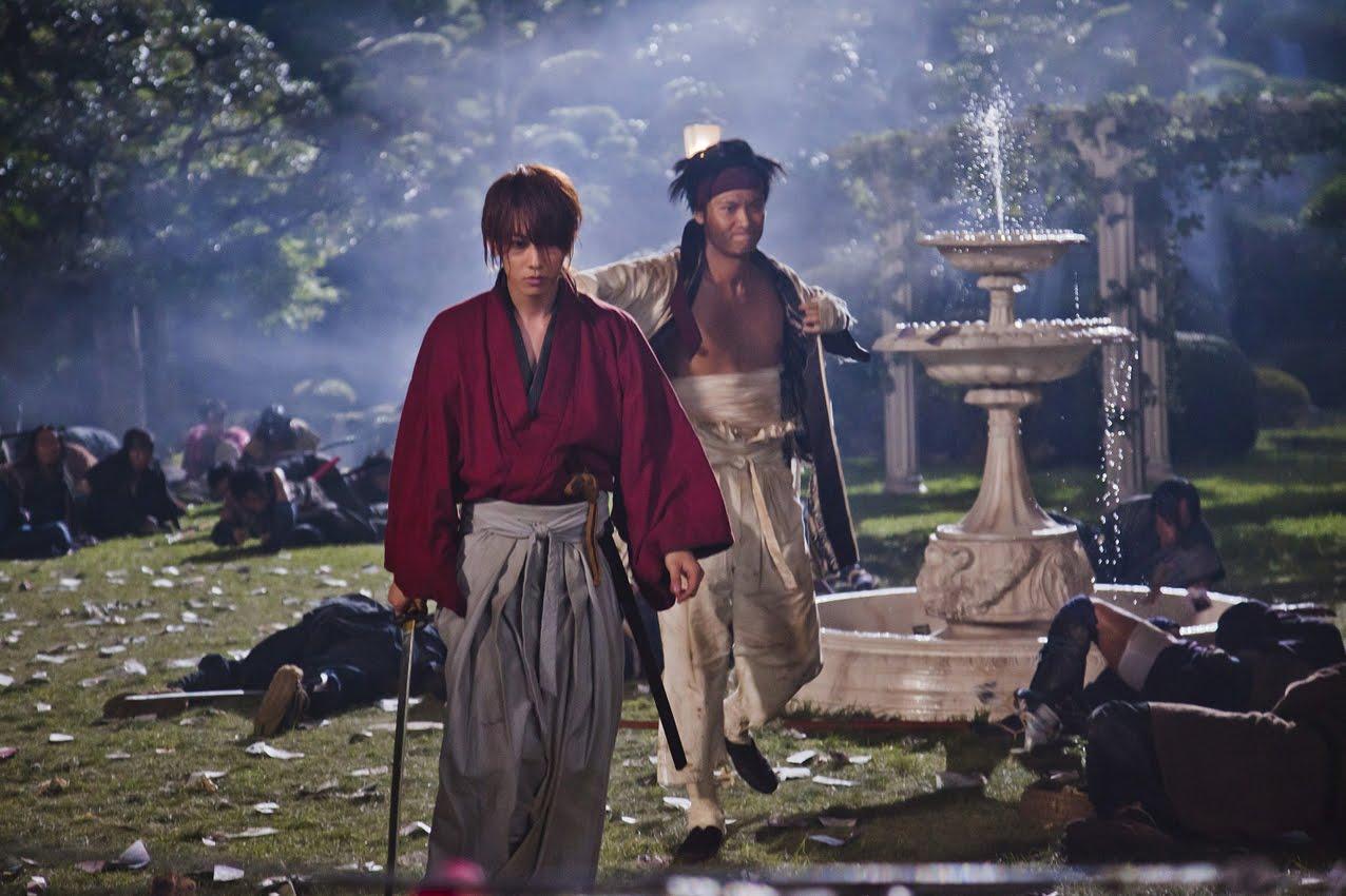 Rurouni Keshin Live Action - Kenshin dan Sonusuke