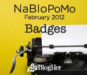 NaBloPoMo February 2012 - Rember