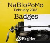 NaBloPoMo February 2012 - Rember