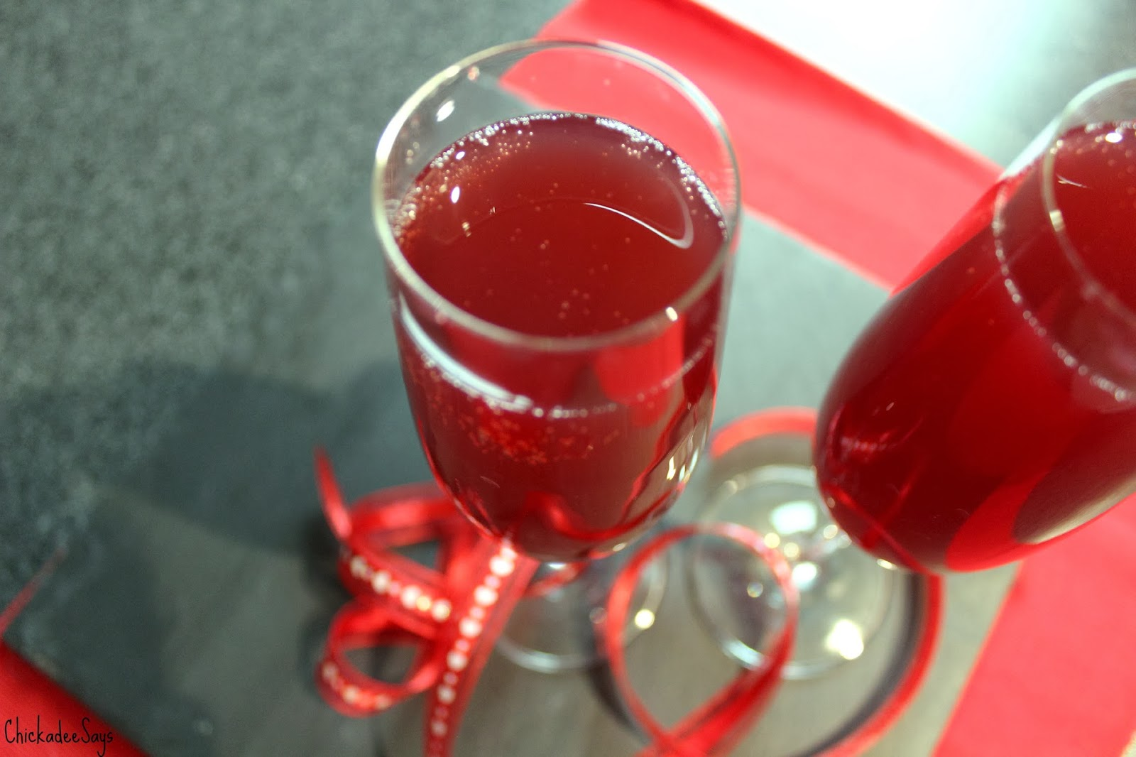 fun, bubbly, and incredibly quick, the Spiked Pomegranate Cream Soda ...