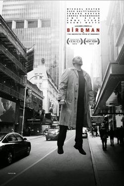 Destaque: Birdman ou (A Inesperada Virtude da Ignorância) (2014)