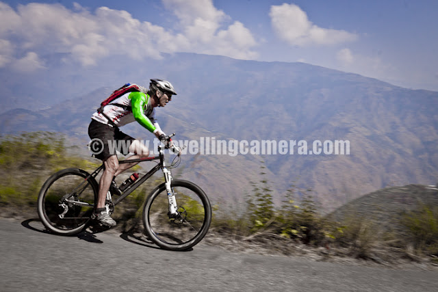 Mountain Terrain Biking, Himachal Pradesh 2011 - Day 3 - Tani Jubber to  Kullu Sarhan : Winner of Masters in Hercules Mountain Terrain Biking Himachal Pradesh 2010 !!!