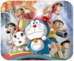 Game xếp hình Doraemon