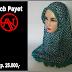 Jilbab kcb payet