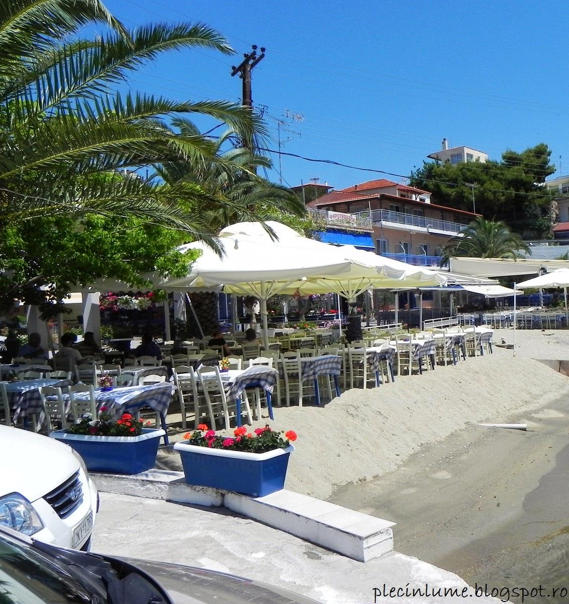 Taverna in Neos Marmaras