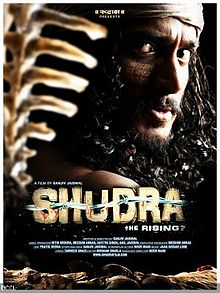 Shudra : The Rising Movie Poster