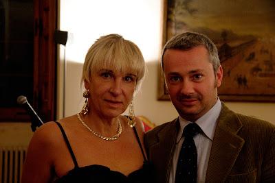 Rita Castigli e Daniele Lupattelli