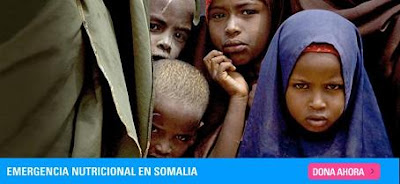 Hambruna en Somalia