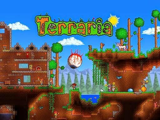 Terraria 1.1.92 Apk game