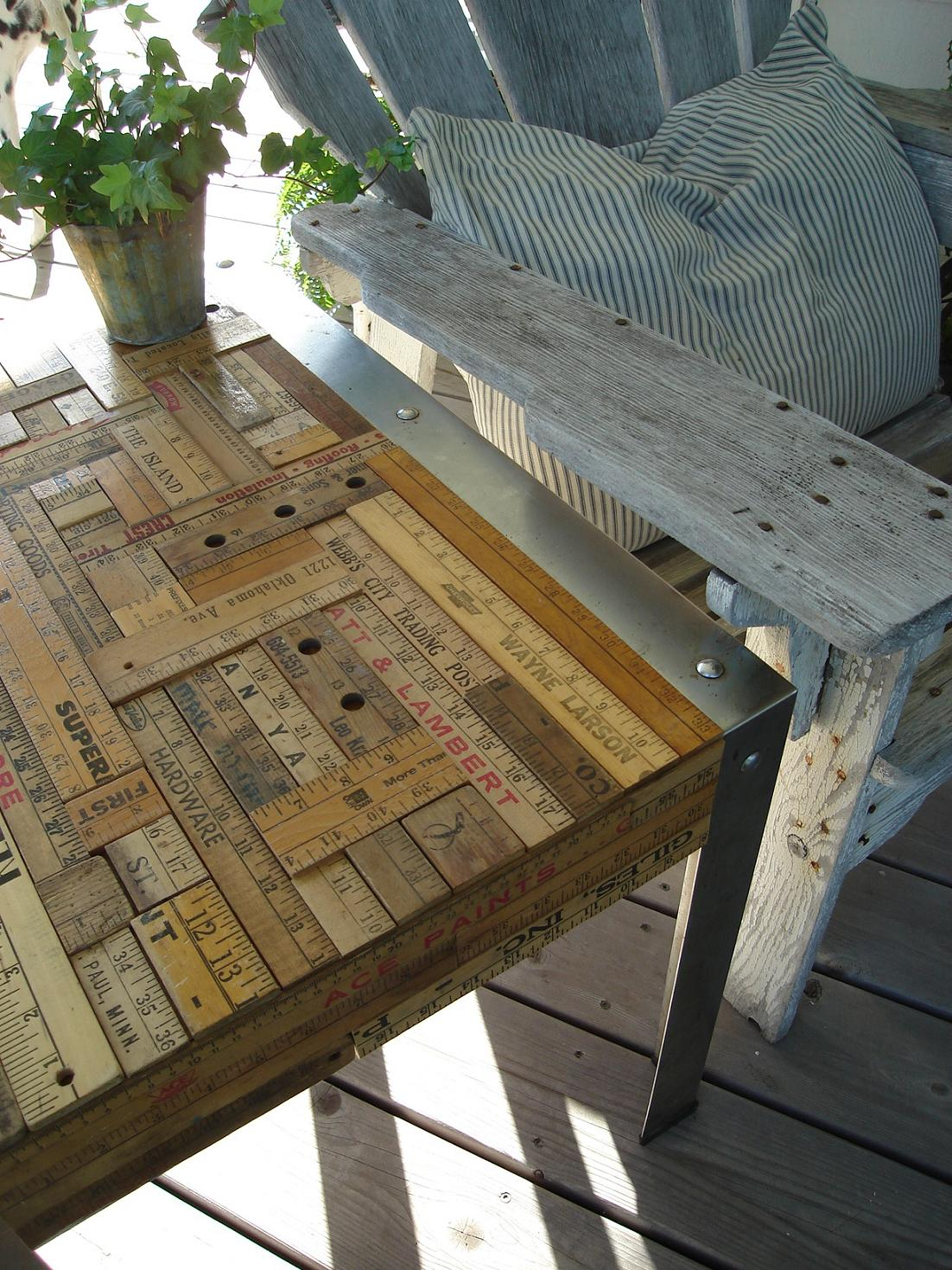 15 Creative And Functional Reuses Of Rulers Yardsticks