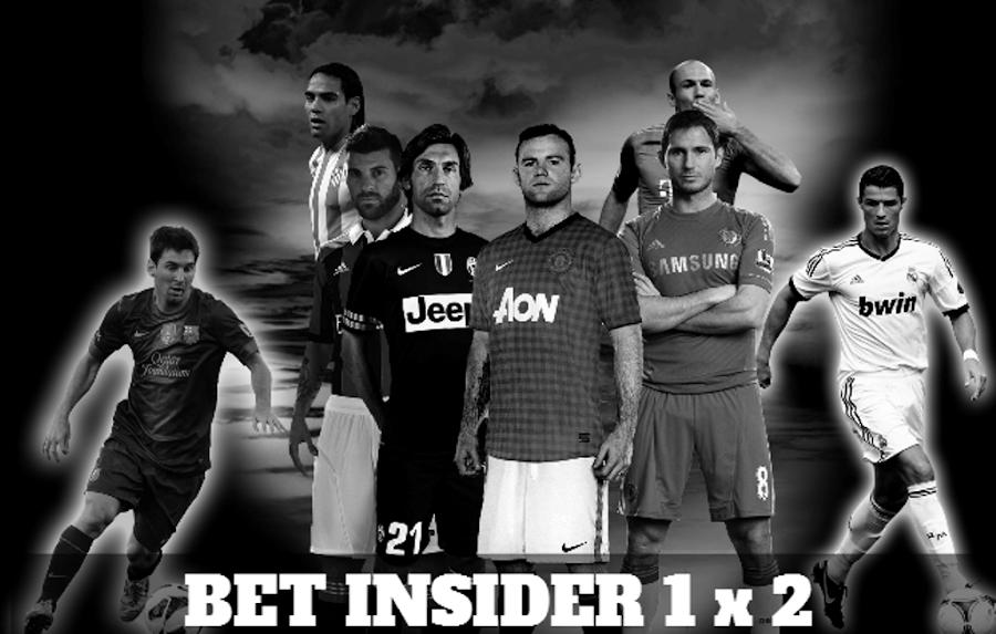 BET INSIDER 1 x 2 -  Betting Tips