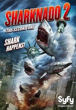 Sharknado 2 – DVDRIP LATINO