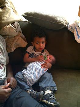 Noah and Elijah