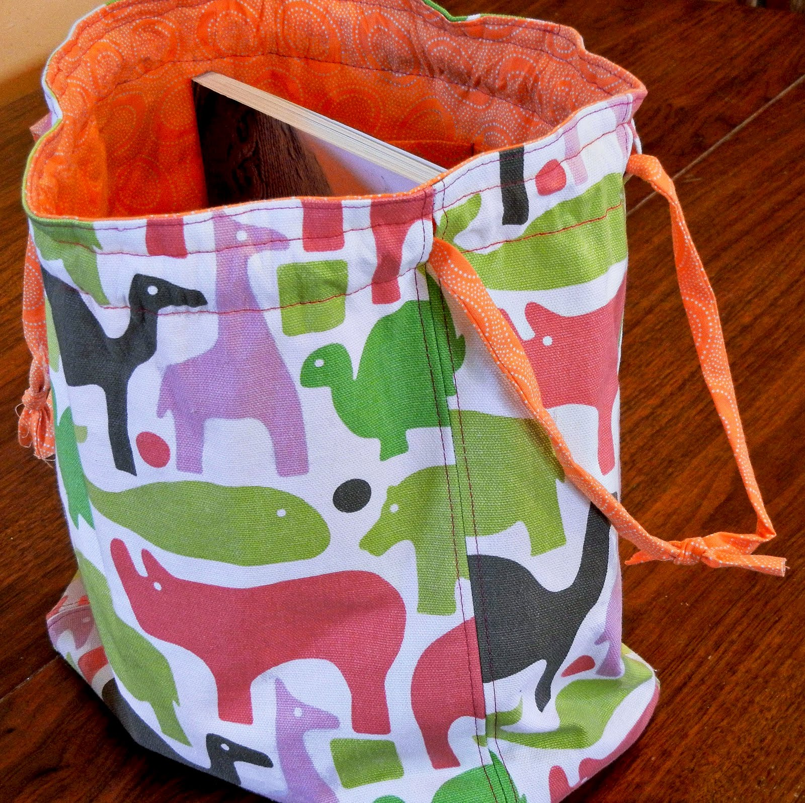 versus: Knitting Bag Tutorial with Guest Buffy of Passionate Design
