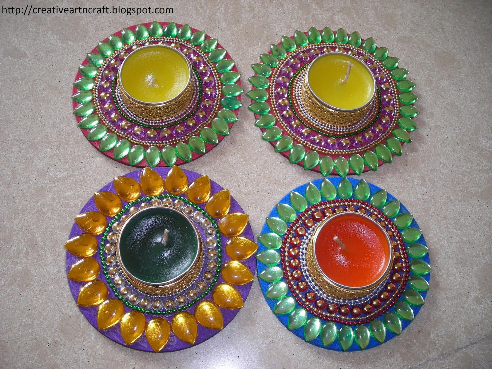 anu 39 s art and crafts floating diya