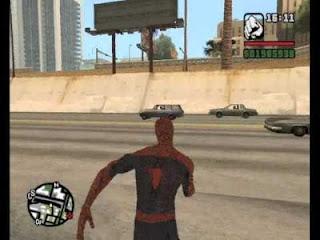 Grand Theft Auto: San Andreas: Spider City Mod Ps2 Iso Mega Ntsc Descargar Juegos Para PlayStation 2