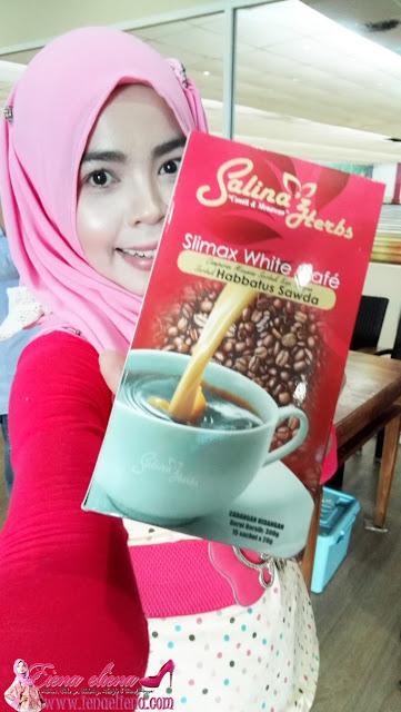 slimax white cafe salina'z herb