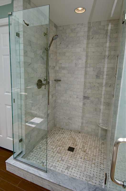 Recent Project: Pretty Bathroom Renovation title=