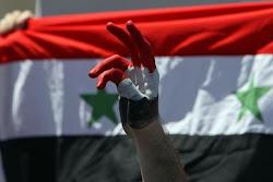 KAMI BERSAMA RAKYAT SYRIA
