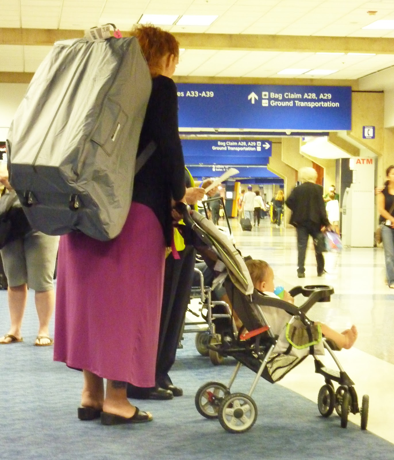 Travel Tales: Innovative options for transporting babies/toddlers ...