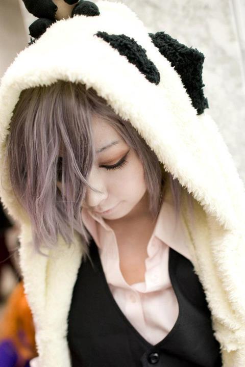 CosRain.Com Miiko's COSPLAY - UN-GO