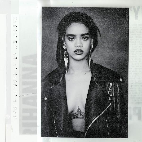 Rihanna - Bitch Better Have My Money - Single Cover