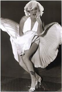 Lindsay Lohan Marilyn Monroe