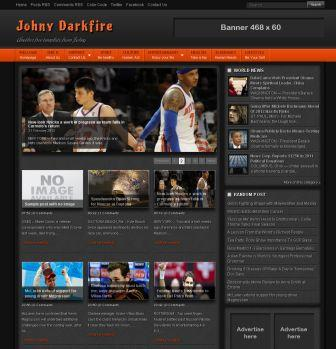 johny darkfire
