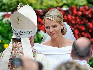 10 Charlene Wittstock & Príncipe Albert de Mônaco