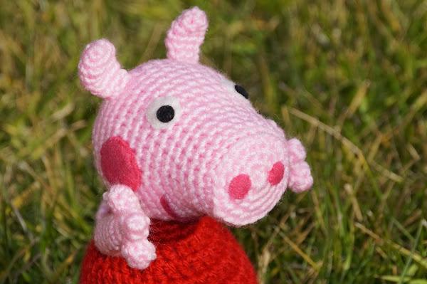 Welcome Peppa!! ( Peppa Pig amigurumi) Manualidades / General