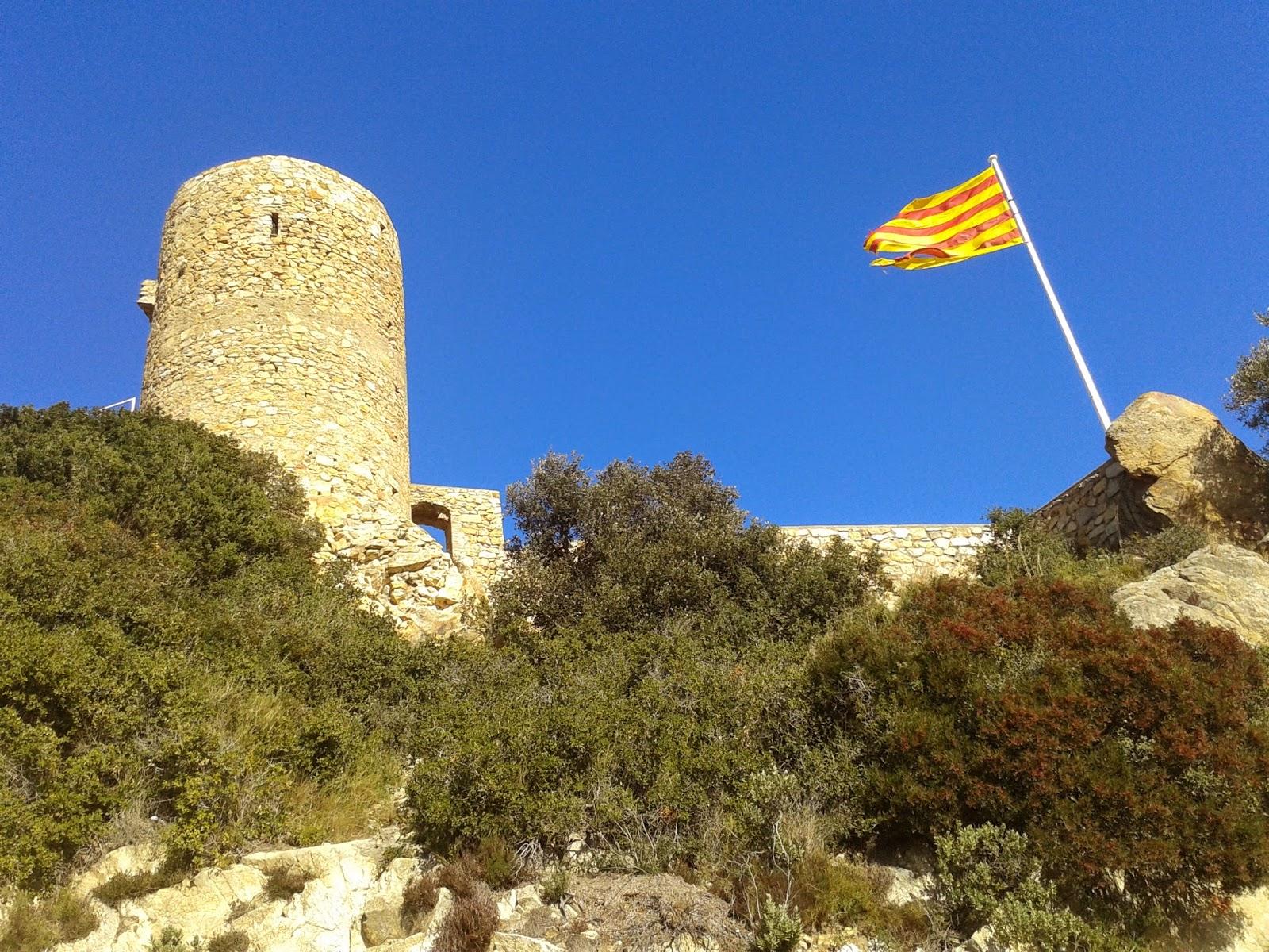 Castell de Burriac (El repte dels 100 cims)