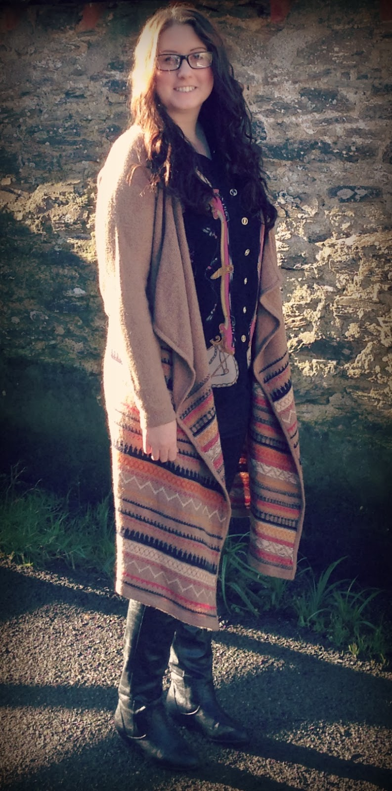 fashion, blog, style, aztec, new look, river island