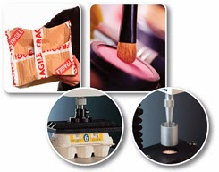 Measuring Compressibility of packaging materials and powders/granules