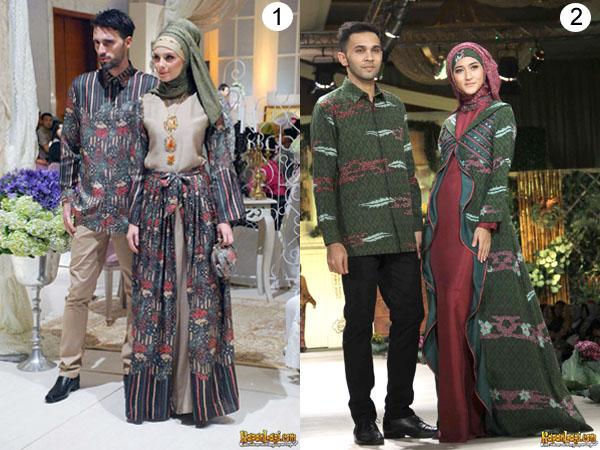 Model baju kebaya muslim modern-terbaru semoga dapat anda jadikan
