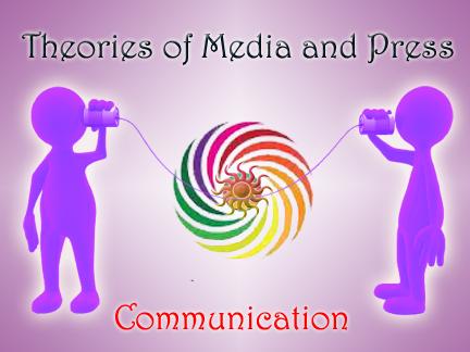 authoritarian theory of communication