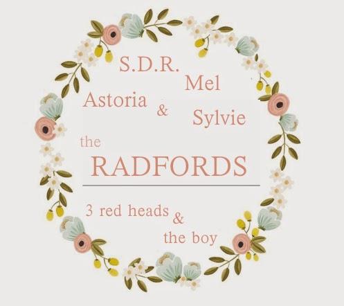 the RADFORDS