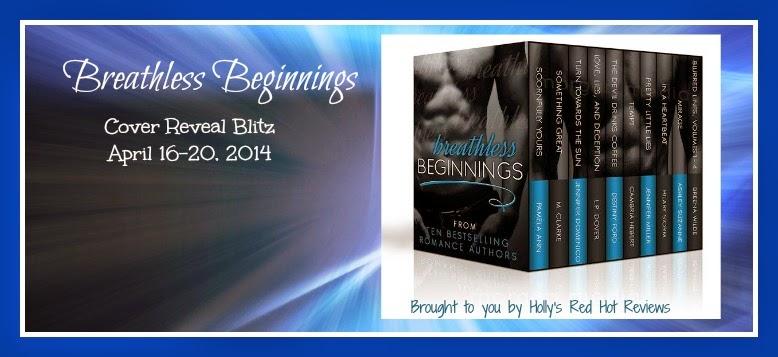 Breathless Beginnings Cover Reveal Blitz